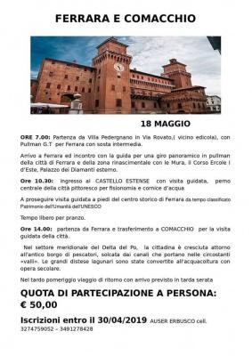 Ferrara e Comacchio